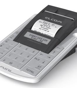 Elcom Euro kasos aparatai Kasos aparatai EURO-50T mini