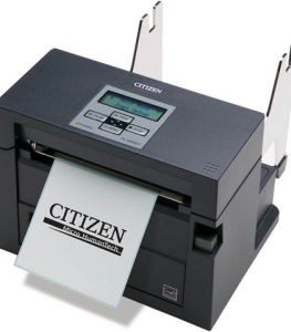 Etikečių spausdintuvai CITIZEN CL S400DT