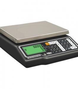 Svarstyklės- kainą- skaičiuojančios G 310S svarstyklės