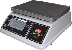Plataus vartojimo tik svorį nustatančios svarstyklės SW elektroninės svarstyklės