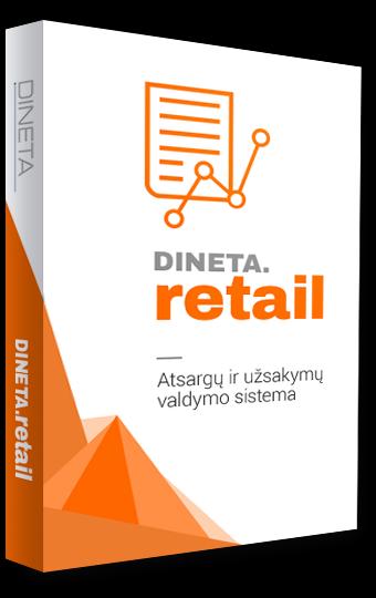 Dineta retail