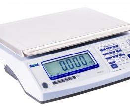 Plataus vartojimo tik svorį nustatančios svarstyklės Elektroninės svarstyklės MSW22
