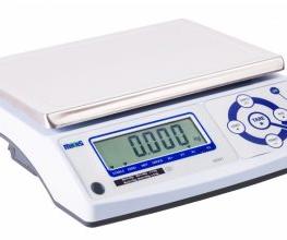 Plataus vartojimo tik svorį nustatančios svarstyklės ELEKTRONINĖS SVARSTYKLĖS MATAS MSW7