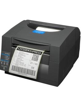 Etikečių spausdintuvai, pramonei, prekybai CITIZEN CL S521