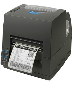 Etikečių spausdintuvai, pramonei, prekybai CITIZEN CL S621