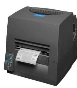 Etikečių spausdintuvai, pramonei, prekybai CITIZEN CL S631