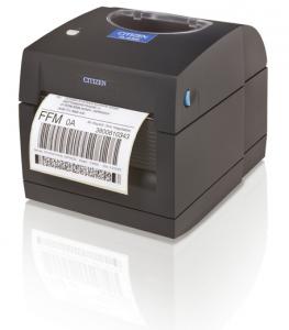 Etikečių spausdintuvai, pramonei, prekybai CITIZEN CL-S300
