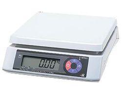 Plataus vartojimo tik svorį nustatančios svarstyklės IPC svarstyklės