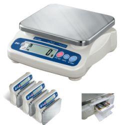 Plataus vartojimo tik svorį nustatančios svarstyklės SJ HS svarstyklės