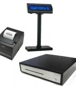 Kasos aparatas Kompiuterinė kasos sistema POS RASO 01FB