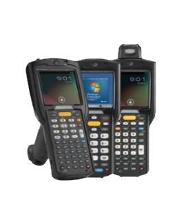 Duomenų kaupikliai ZEBRA MC3200