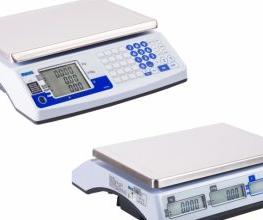 Svarstyklės- kainą- skaičiuojančios Svarstyklės MSP20