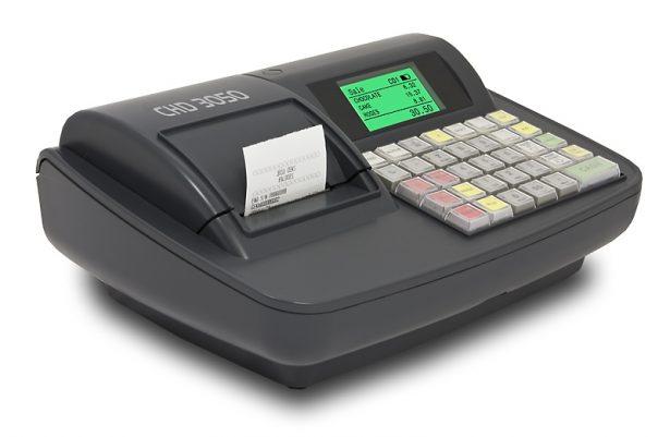 Kasos aparatas CHD 3050U